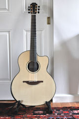 Lowden guitar